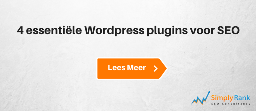 4 essentiele wordpress plugins voor SEO