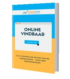 Online vindbaar cover - boek